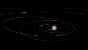 Csillagközi óriás közelítette meg bolygónkat