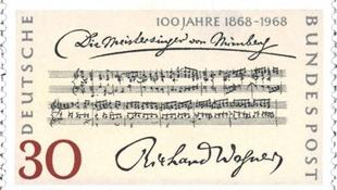 Kiállították Wagner vígoperájának kéziratát