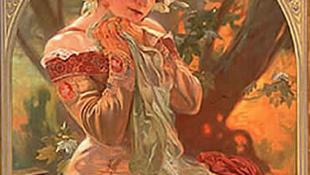 Merengés Alfons Muchával