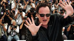 Tarantino harca a digitális filmek ellen