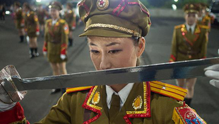Észak-Korea a határon túl