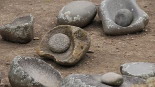 Több tízezer éves leleteket találtak