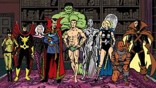 Új szuperhőssorozat kezdődik