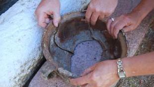Értékes római kori leletekre bukkantak Pécsen