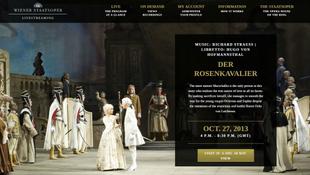 Élőben a Bécsi Operából