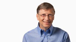 Bill Gatest csodálják a legtöbben