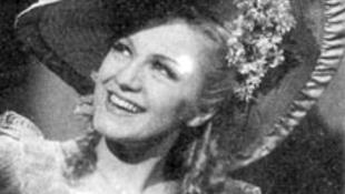 91 éves Szörényi Éva