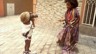 Bemutatjuk a legfiatalabb utcai fotóst
