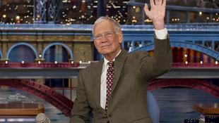 Visszavonul David Letterman