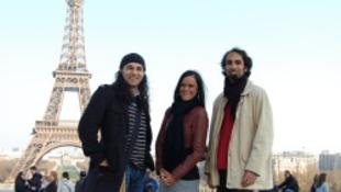 A Hangfestők Európában turnézik
