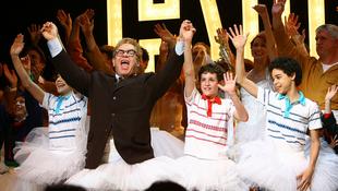 Budapesten játsszák Elton John musicaljét
