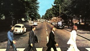 Beatles relikviák Magyarországon