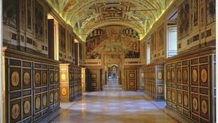 Megnyílt a titokzatos könyvtár
