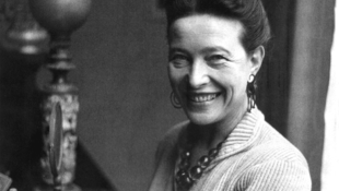 Simone de Beauvoir 27 éve hunyt el