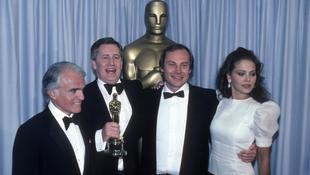 Amikor csak egy borítéknyira volt az Oscar