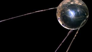 Három hónapig hallatszott a csipogás a világűrből