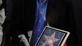 Csillagot kapott James Cameron