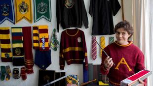 Guinness-rekord a Harry Potter-gyűjtemény