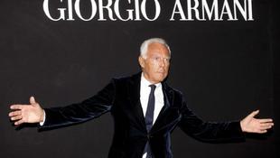 Armani-múzeum nyílik Milánóban