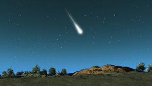 Különleges üstökös közeleg hazánk felé