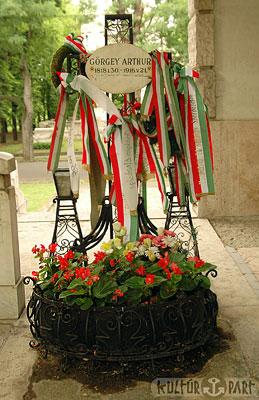 Kerepesi temető - Görgey Arthur síremléke