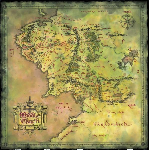 Barangolj A Hobbitok Foldjen Kulturpart
