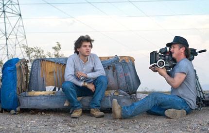 Sean Penn és Emile Hirsch