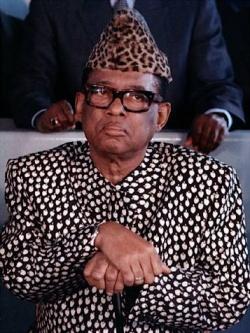 Mobutu Sese Seko stb...