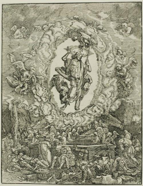 Albrecht Altdorfer: Feltámadás (1512)