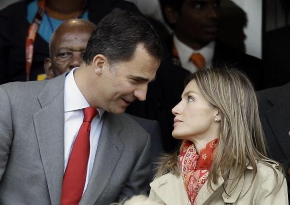 Fülöp herceg és felesége