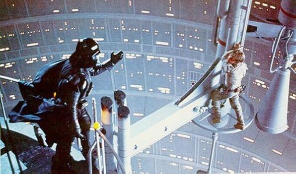 Luke! Ich bin dein Vater!