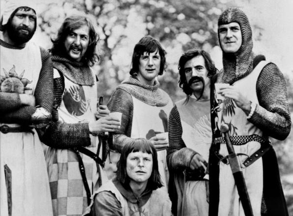 Monty Python - Graham Chapman balról az első
