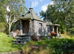 Hagrid háza Orlandóban