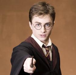 Daniel Radcliffe alias Harry Potter