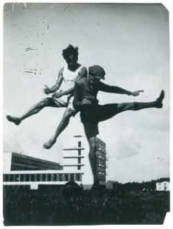 Egy Feininger fotó