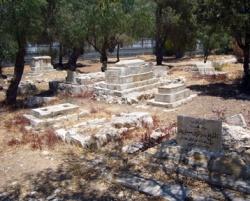 A megpecsételt sorsú temető