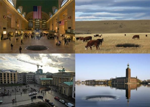 New York, egy argentin pampa, Berlin és Stocholm - hatalmas lyukkal a közepén