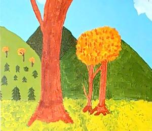 Julie Seelig: TWO TREES IN LOVE