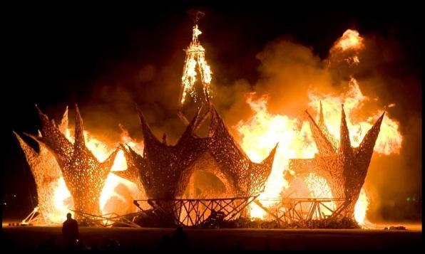 A Burning Man