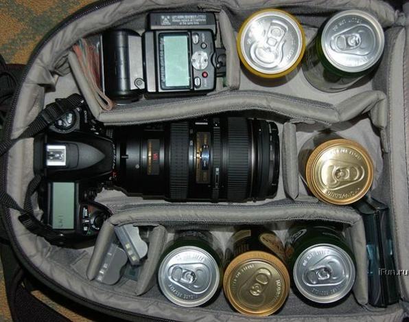 A kép csak illusztráció, a valódi sörkamera csodálatos dizájn!