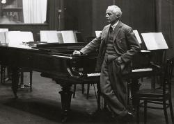 Bartók, a mester.