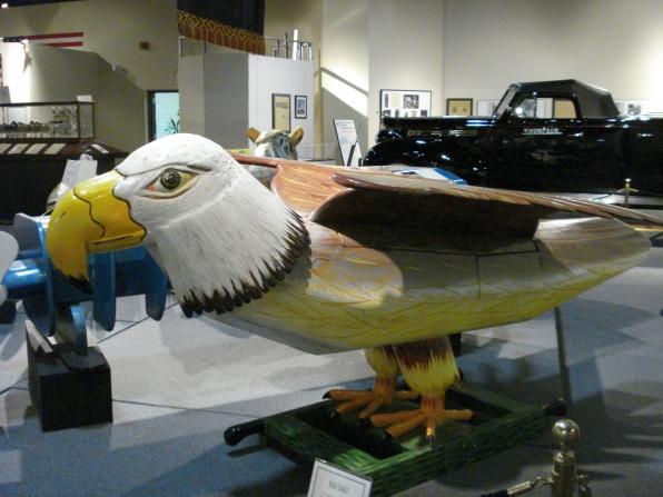 Egy ornitológus koporsója
