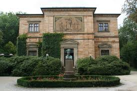 A Wahnfried- villa