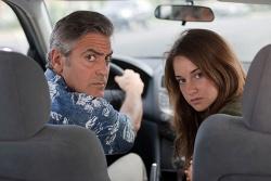 George Clooney az Utódokban