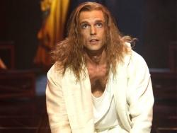 Paul Nolan, egy korábbi Jézus. (fotó: broadway.com)