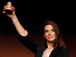 Sandra Bullock a 2010-es díjátadón