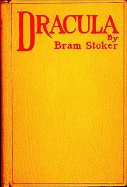 A Drakula első kiadása.
