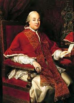 VI. Pius pápa