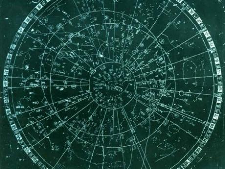 Kínai csillagtérkép