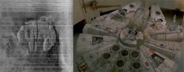 George Lucas rossz helyre parkolt